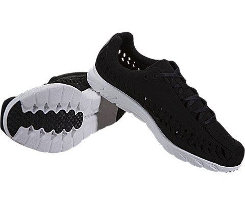 Nike Mayfly Woven Men's Shoe - Black Image 3