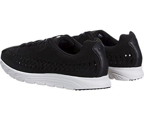 Nike Mayfly Woven Men's Shoe - Black Image 4
