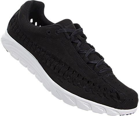 Nike Mayfly Woven Men's Shoe - Black Image 5