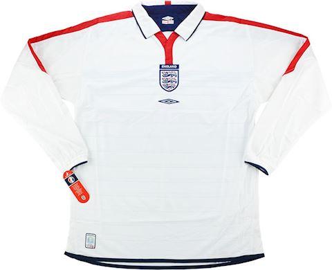 Umbro England Kids LS Goalkeeper Home Shirt 2003 Image 3