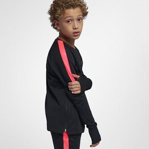 Nike Dri-FIT CR7 Older Kids' (Boys') Long-Sleeve Football Top - Black Image 4