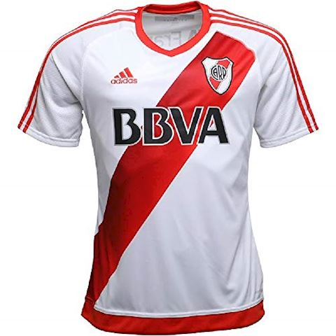 adidas River Plate Mens SS Home Shirt 2016/17 Image