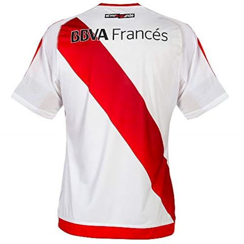 adidas River Plate Mens SS Home Shirt 2016/17 Image 3