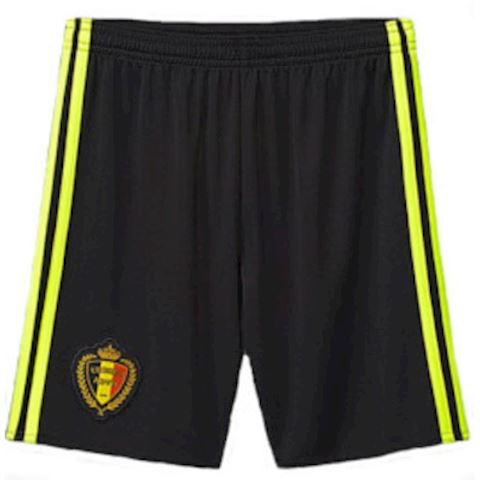 adidas Belgium Mens Home Shorts 2016 Image