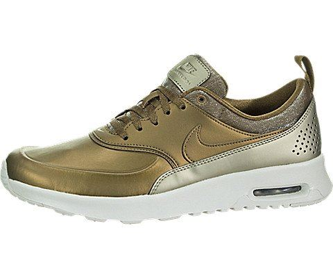 Nike Air Max Thea Premium Women's Shoe - Brown Image