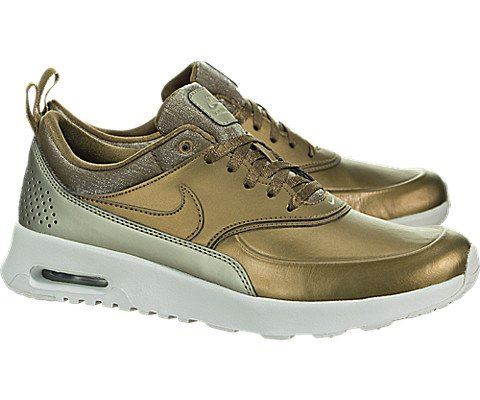 Nike Air Max Thea Premium Women's Shoe - Brown Image 2