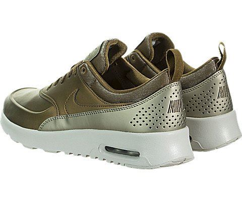 Nike Air Max Thea Premium Women's Shoe - Brown Image 4