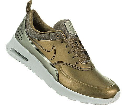 Nike Air Max Thea Premium Women's Shoe - Brown Image 5