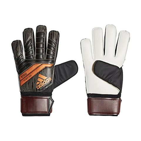 adidas Goalkeeper Gloves Predator FS Replique Skystalker - Black/Solar Red/Gold Image