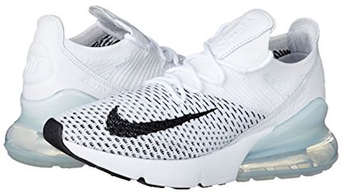 Nike Air Max 270 Flyknit Women's Shoe - White