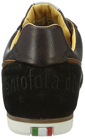 Pantofola d'Oro  VASTO UOMO LOW  men's Shoes (Trainers) in Black Image 2
