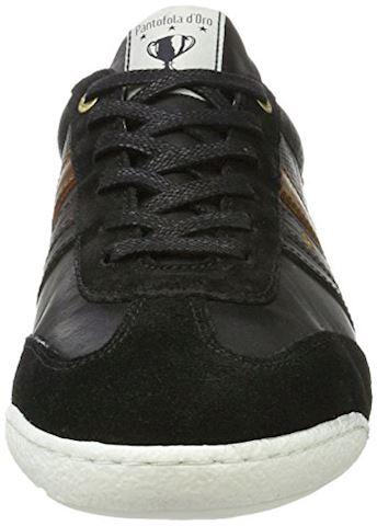 Pantofola d'Oro  VASTO UOMO LOW  men's Shoes (Trainers) in Black Image 4