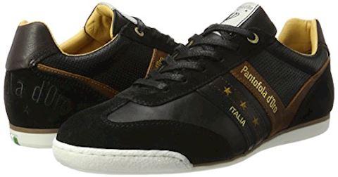 Pantofola d'Oro  VASTO UOMO LOW  men's Shoes (Trainers) in Black Image 5