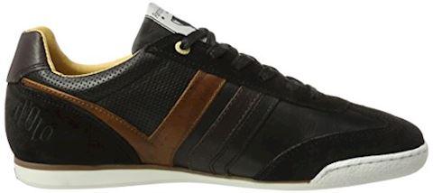 Pantofola d'Oro  VASTO UOMO LOW  men's Shoes (Trainers) in Black Image 6