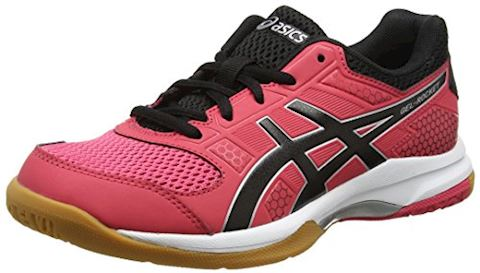 Asics  GEL-ROCKET 8  women's Indoor Sports Trainers (Shoes) in pink Image