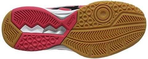 Asics  GEL-ROCKET 8  women's Indoor Sports Trainers (Shoes) in pink Image 3