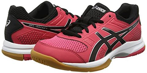Asics  GEL-ROCKET 8  women's Indoor Sports Trainers (Shoes) in pink Image 5