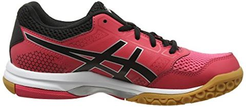 Asics  GEL-ROCKET 8  women's Indoor Sports Trainers (Shoes) in pink Image 6