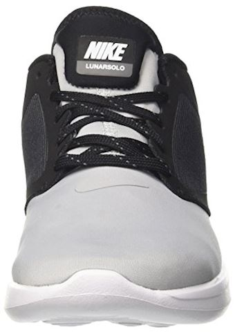 Nike LunarSolo Men's Running Shoe - Grey Image 4