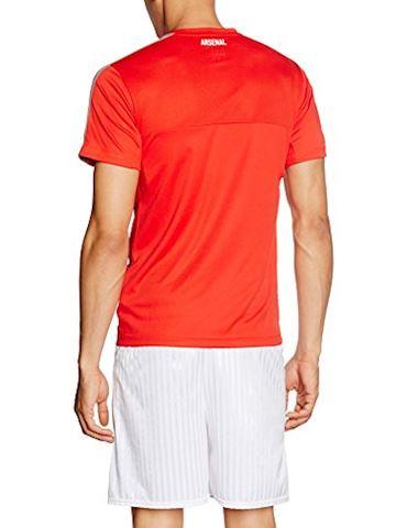 Puma Arsenal Training T-Shirt High Risk Red/Steel Grey Kids Image 4