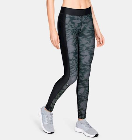 Under Armour Women's HeatGear Armour Printed Leggings Image