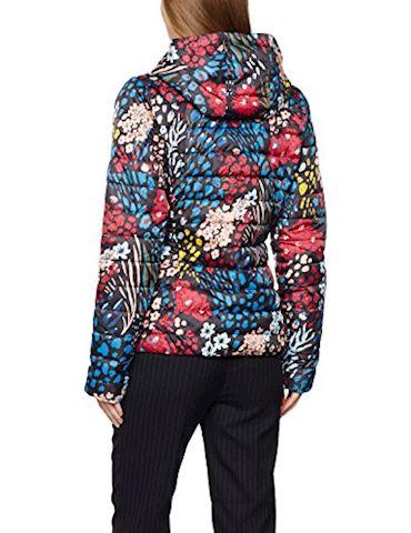 adidas  SLIM JACKET AOP  women's Jacket in Multicolour Image 2