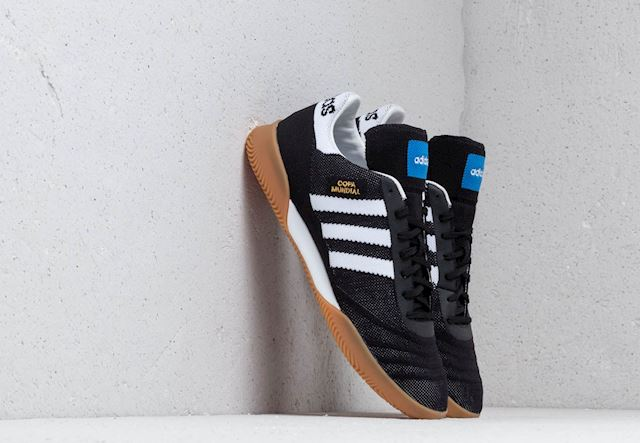 sale retailer b2a7f 26bb0 Adidas Consortium Football Copa Mundial 70Y TR Black, White  Gold  F36986   FOOTY.COM