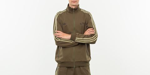 Adidas x NBHD Track Top Trace Olive Image