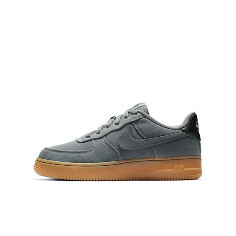 Nike Air Force 1 LV8 Style Older Kids' Shoe - Silver Image