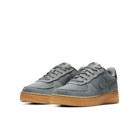 Nike Air Force 1 LV8 Style Older Kids' Shoe - Silver Image 2