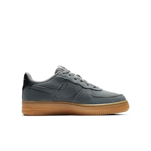 Nike Air Force 1 LV8 Style Older Kids' Shoe - Silver Image 3