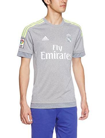 adidas Real Madrid Mens SS Away Shirt 2015/16 Image