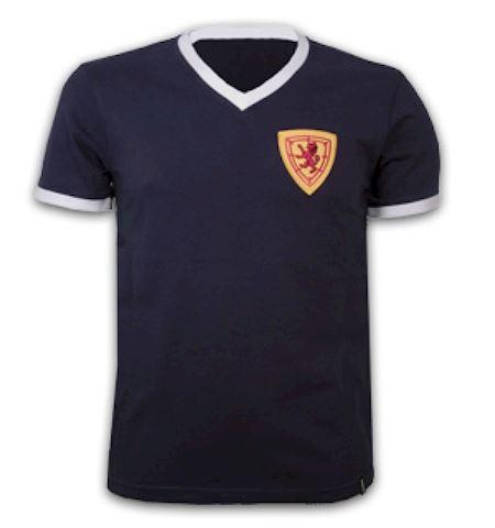 Scotland Mens SS Home Shirt 1960