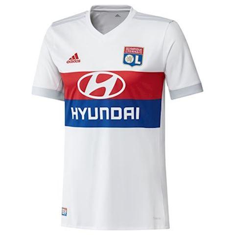 adidas Lyon Kids SS Home Shirt 2017/18 Image