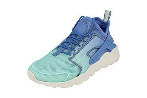 Nike Air Huarache Ultra Breathe Women's Shoe - Blue Image