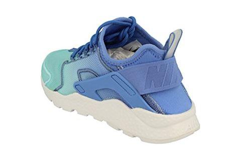 Nike Air Huarache Ultra Breathe Women's Shoe - Blue Image 2