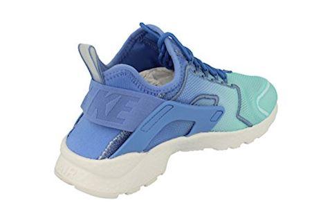 Nike Air Huarache Ultra Breathe Women's Shoe - Blue Image 3