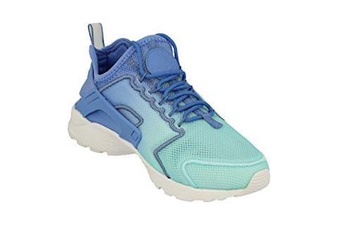 Nike Air Huarache Ultra Breathe Women's Shoe - Blue Image 4