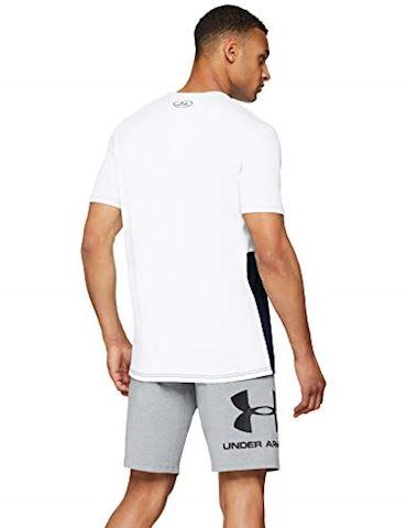 Under Armour Men's UA Baseline Wordmark Short Sleeve T-Shirt Image 2