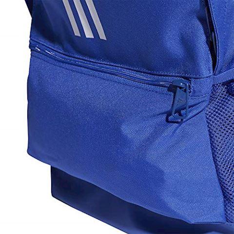 adidas Backpack Tiro - Bold Blue/White Image 3