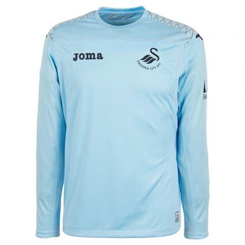 5c72404d79 Joma Swansea City Kids LS Goalkeeper Home Shirt 2017/18   FOOTY.COM