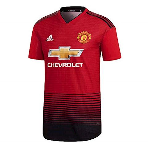 adidas Manchester United Mens SS Player Issue Home Shirt 2018/19 Image