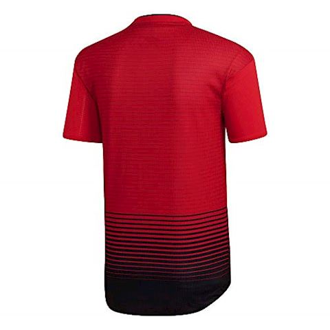 adidas Manchester United Mens SS Player Issue Home Shirt 2018/19 Image 2