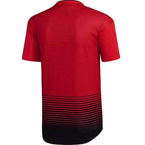 adidas Manchester United Mens SS Player Issue Home Shirt 2018/19 Image 6