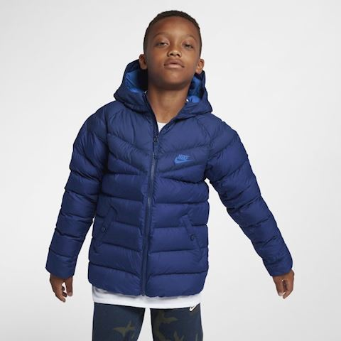 Nike Sportswear Older Kids'Synthetic Fill Jacket - Blue