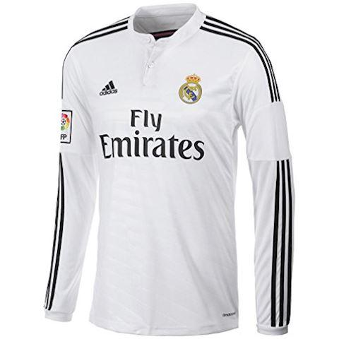 adidas Real Madrid Mens LS Home Shirt 2014/15 Image