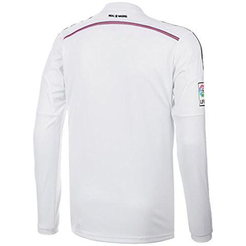 adidas Real Madrid Mens LS Home Shirt 2014/15 Image 2