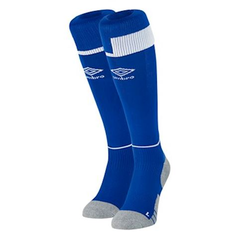 Umbro Everton Kids Home Socks 2018/19 Image 2