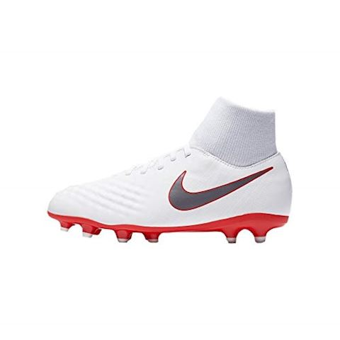 Nike Jr. Magista Obra II Academy Dynamic Fit FG Younger/Older Kids'Firm-Ground Football Boot - White Image