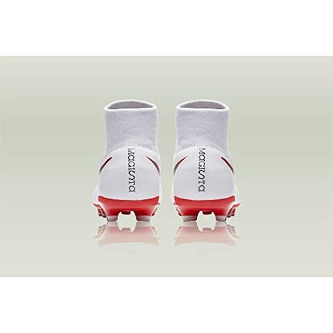 Nike Jr. Magista Obra II Academy Dynamic Fit FG Younger/Older Kids'Firm-Ground Football Boot - White Image 5